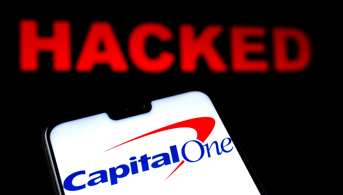 Capital One Data Breach Affects 100 Million in U.S.
